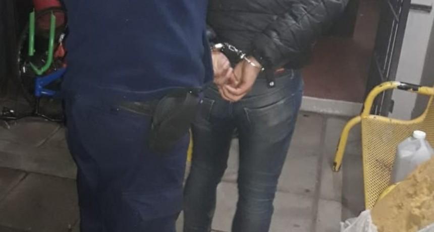 Donovan: detenidos por intentar ingresar a una vivienda