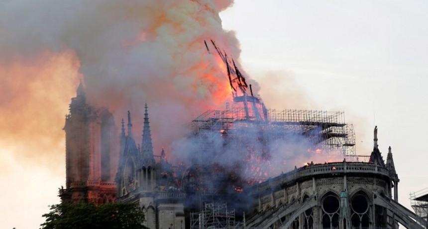 Detalles exclusivos de la profecía de un argentino sobre incendio en Notre Dame