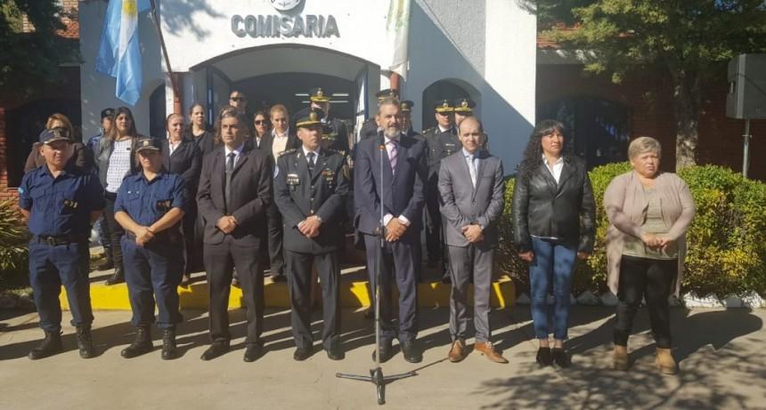 """Acto formal del """"Operativo Villa de la Quebrada y Renca 2019"""""""