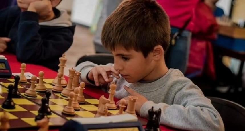 Villa Mercedes fue sede del gran prix puntano de ajedrez rápido