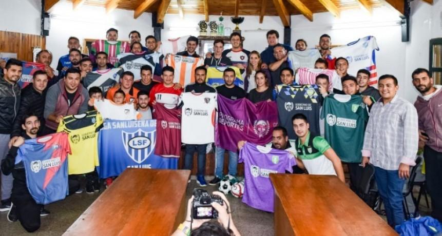 Gran dia para el Futsal