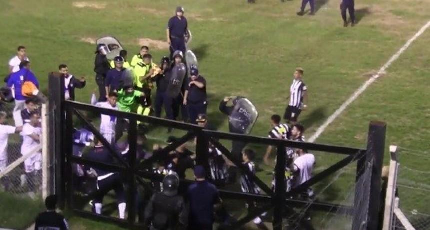 Diputados solicitaron un pedido de informe sobre seguridad en el partido de Victoria contra Peñarol
