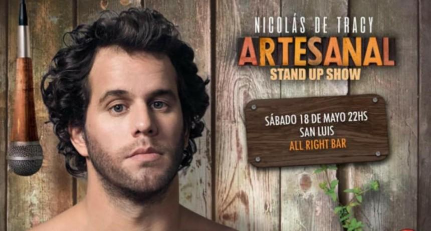 Artesanal stand up show