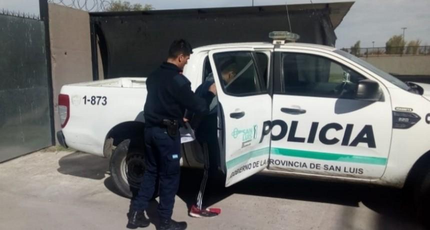 Unión: cárcel para un hombre que robó en varios domicilios