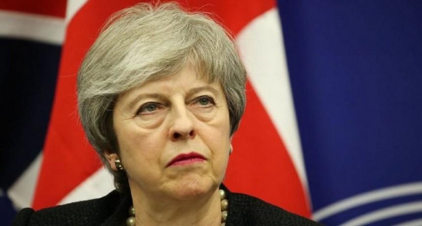 Theresa May presentó su renuncia y dejará el cargo el 7 de junio