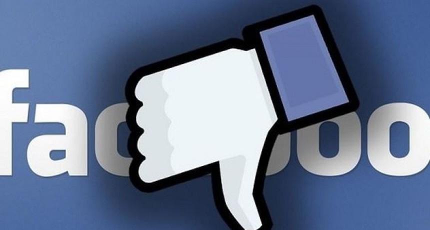 Facebook removió 119 millones de cuentas falsas