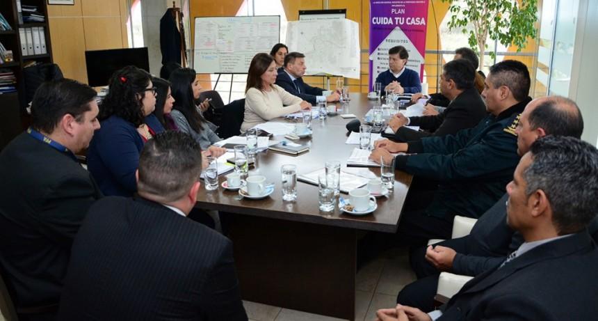 El Gobierno de San Luis trabaja para garantizar la seguridad y la transparencia en las elecciones provinciales