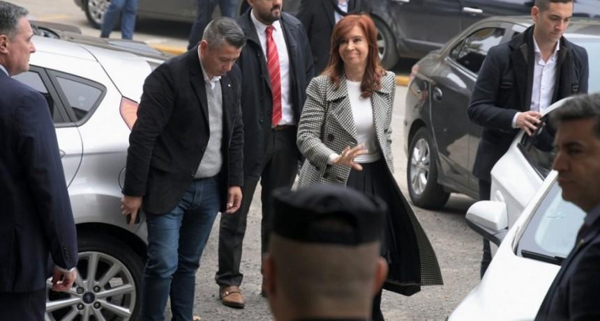 Cristina Kirchner no concurrirá a la tercera audiencia del juicio por la obra pública