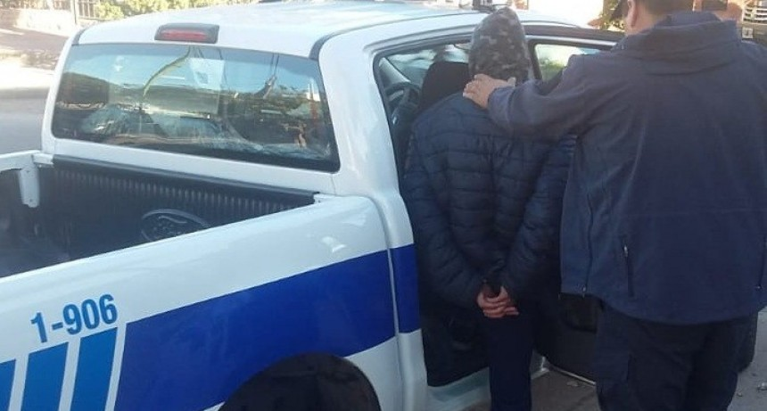 San Luis: fue enviado a prisión por robo calificado