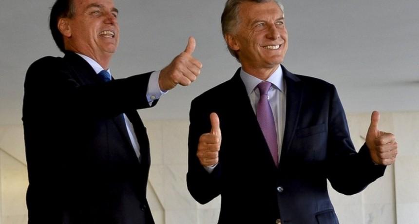 Bolsonaro llega este jueves a Argentina por primera vez: la agenda completa de su visita