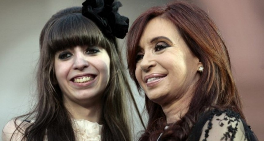 Cristina Kirchner pidió viajar a Cuba para ver a su hija Florencia