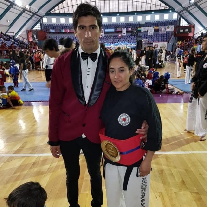 Jorge Daniel Balaguer, un ejemplo de contención para los jóvenes