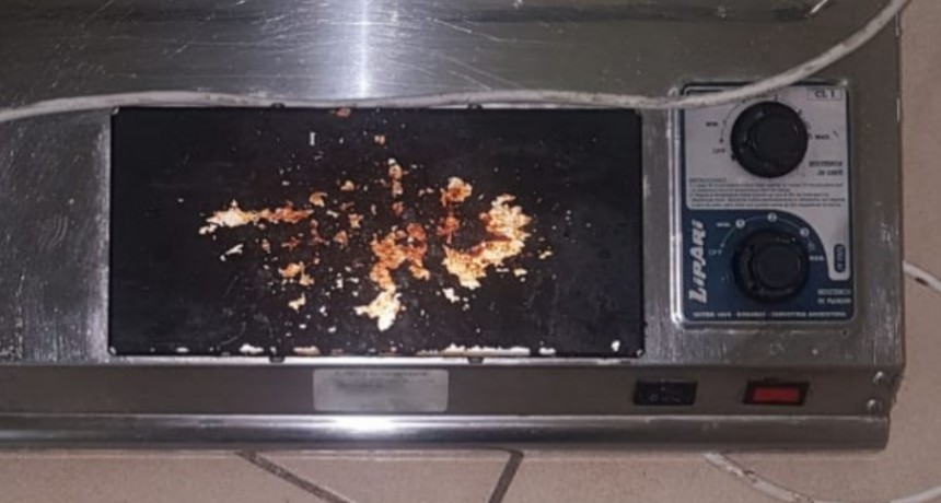 San Luis: detuvieron a dos personas que robaron en una panadería