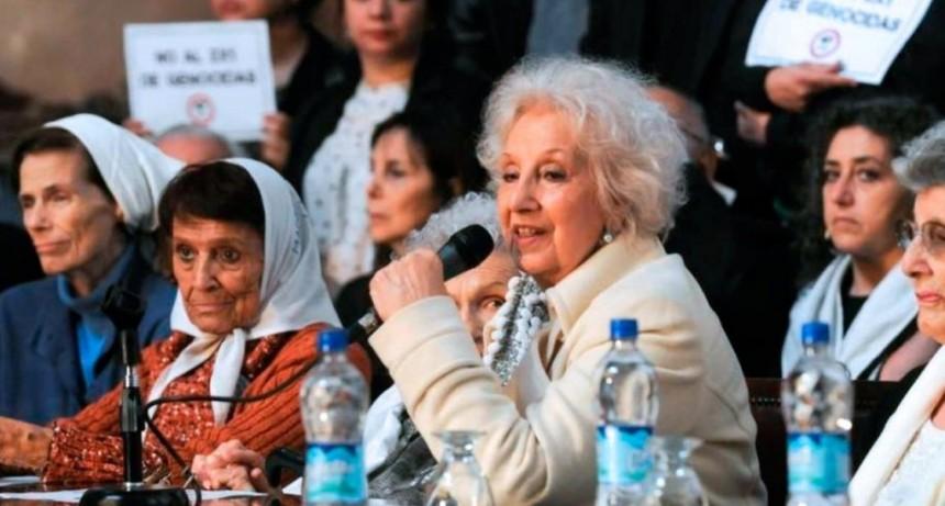Abuelas de Plaza de Mayo encontró al nieto 130