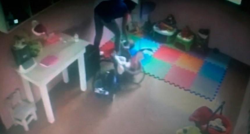 La Plata: ordenan la detención de la maestra que maltrataba a bebés en el jardín maternal