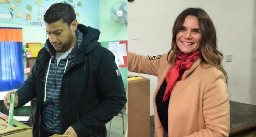 Amalia Granata le gana al candidato de Cambiemos en las elecciones a diputados de Santa Fe