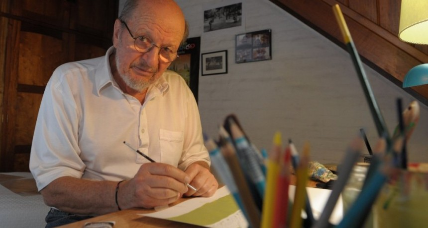 Murió el humorista gráfico Guillermo Mordillo