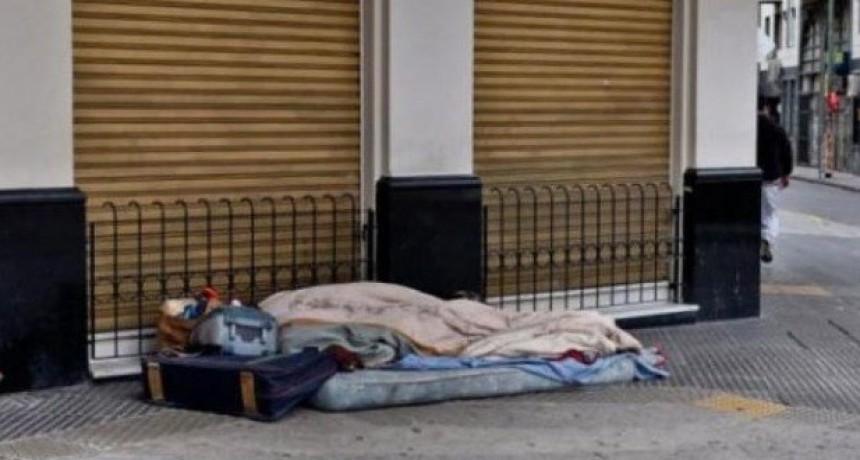 La Municipalidad abrirá dos hogares de tránsito para alojar personas en situación de calle