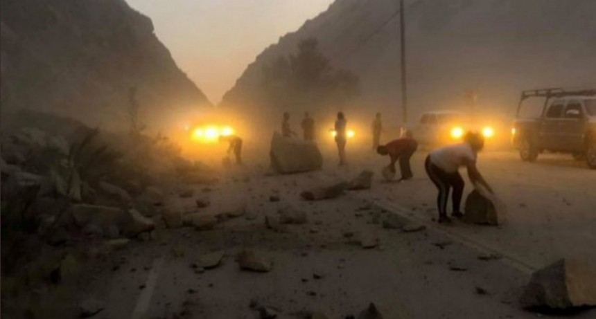 Dos días después de un primer sismo, California sufrió el mayor terremoto de los últimos 20 años