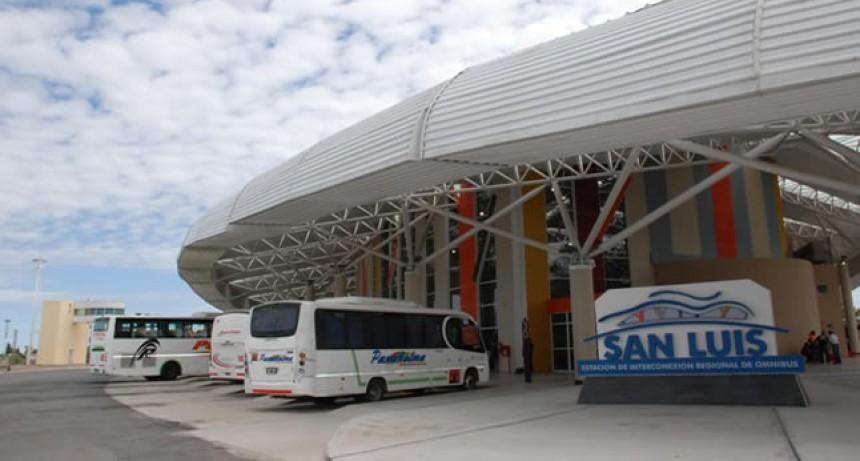 Mañana el servicio de transporte será normal en toda la provincia