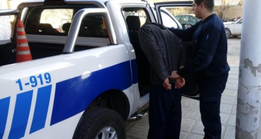 San Luis: robó en un puesto comercial y fue enviado a la cárcel