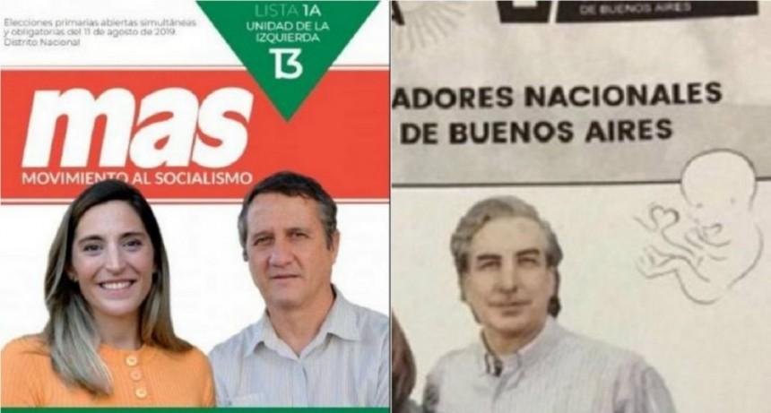 Permiten el uso de pañuelos verdes o celestes en las boletas electorales