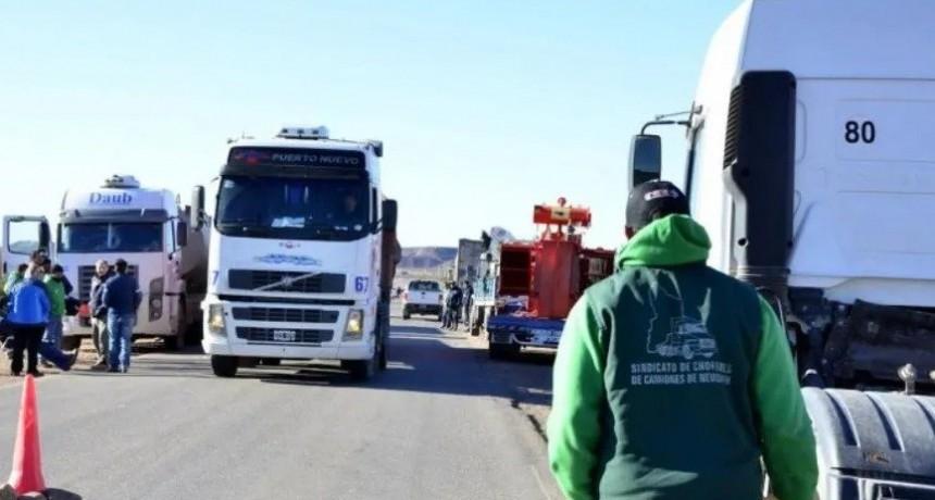 Se viene otro conflicto con los Camioneros