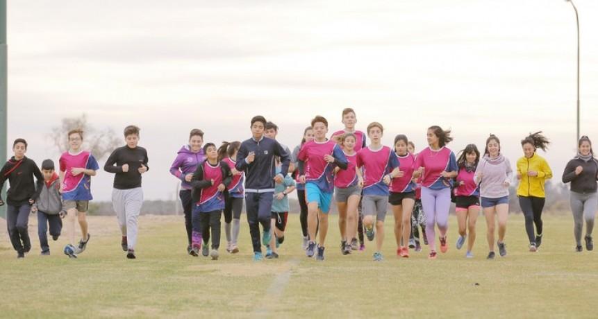 El equipo de atletismo del Campus ULP competirá en Mendoza