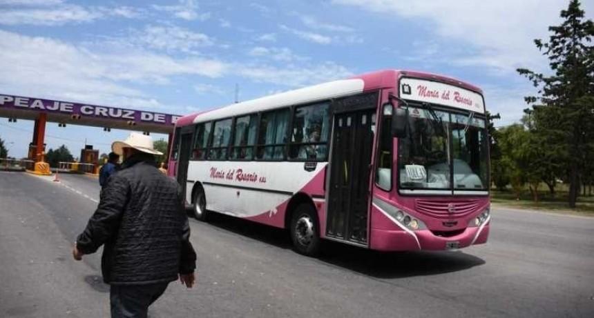 UTA anunció un paro para el servicio de transporte interurbano; Transpuntano funcionará con normalidad
