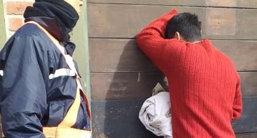 San Luis: tres hombres y una mujer demorados en distintos procedimientos
