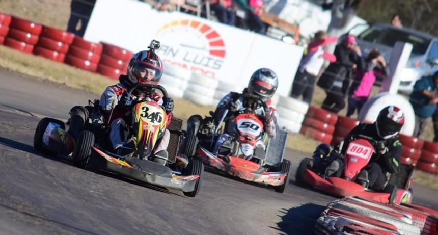 """Una vez más brilló el Karting Puntano en el """"Rosendo Hernández"""""""