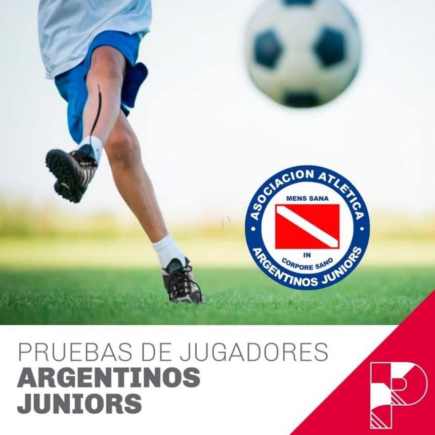 """El Club Argentino Juniors llega a """"La Pedrera"""" buscando nuevas promesas futbolísticas"""