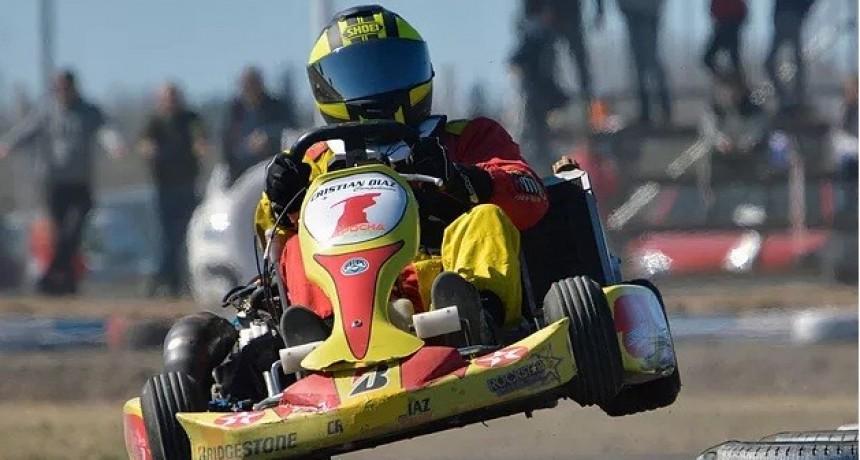 Más de 100 pilotos en la quinta fecha del Karting Puntano