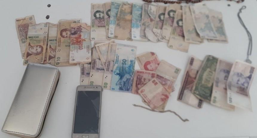 San Luis: un hombre le robó la cartera a dos mujeres y fue detenido