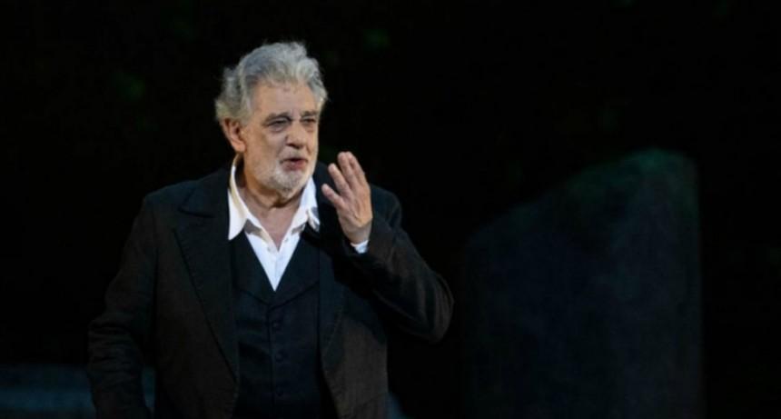 Nueva denuncia de acoso sexual contra Plácido Domingo