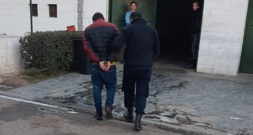 San Luis: detuvieron a un prófugo de la Justicia Provincial