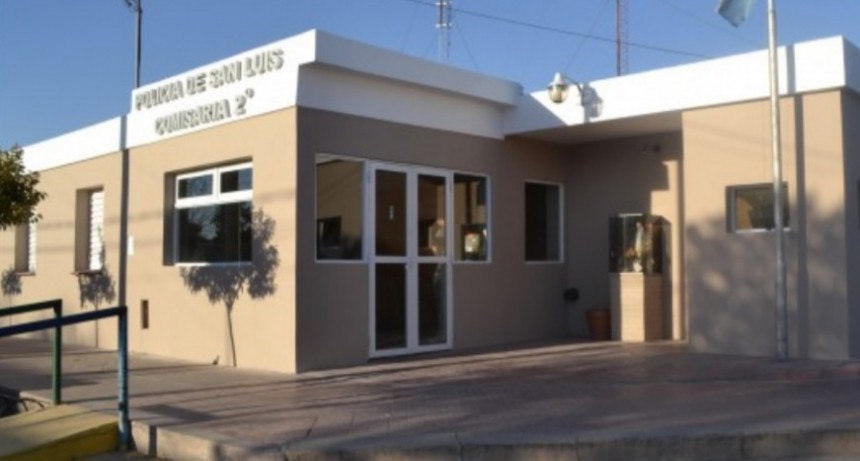 San Luis: detuvieron a dos hombres por abuso de armas de fuego y resistencia a la autoridad