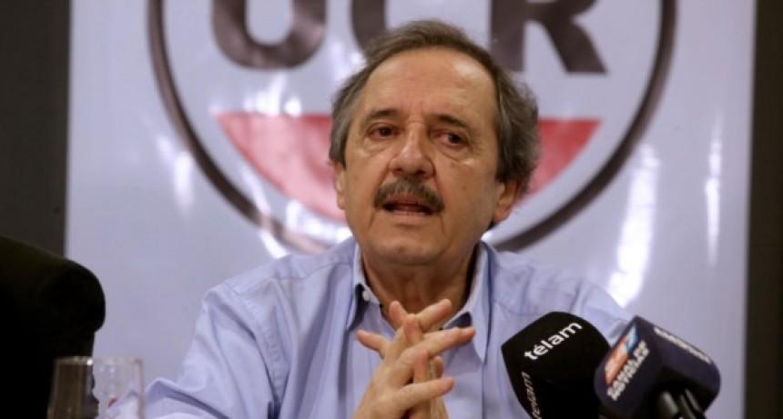 Ricardo Alfonsín visitará San Luis la próxima semana