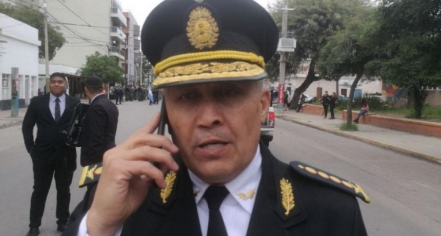 Denunciaron por violencia de género al jefe de la Policía de La Rioja