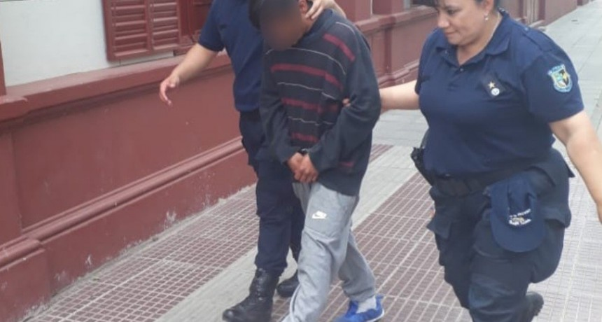 Villa Mercedes: detuvieron a un hombre que intentó robar una moto