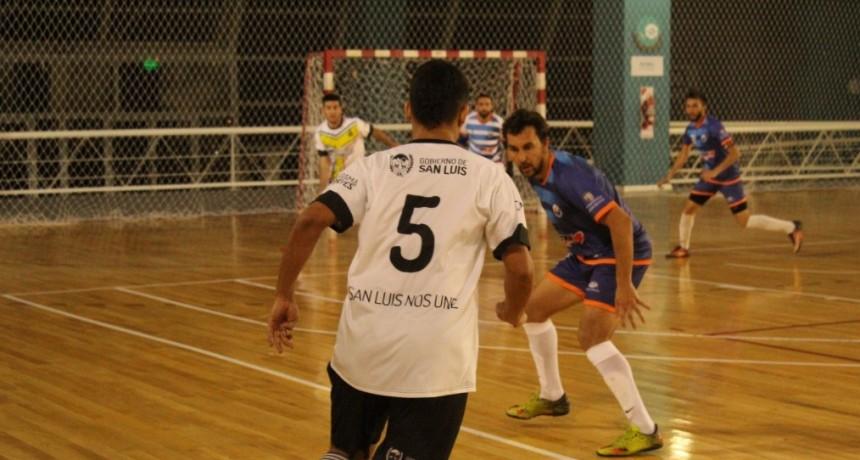 Se pone en marcha la 9na fecha del Torneo de Futsal