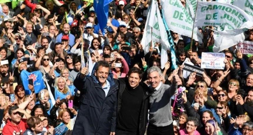 """""""Nos provocan para que estemos a la defensiva y perdamos el tiempo"""": Axel Kicillof le respondió a Mauricio Macri"""