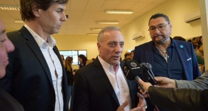 Jornadas de Puertas Abiertas: Fabio Cuggini y Tobías Blanco visitaron la UPrO