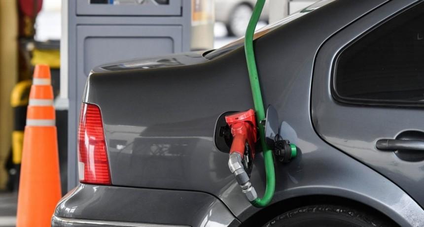 Las naftas vuelven a aumentar un 5% desde el 1 de noviembre