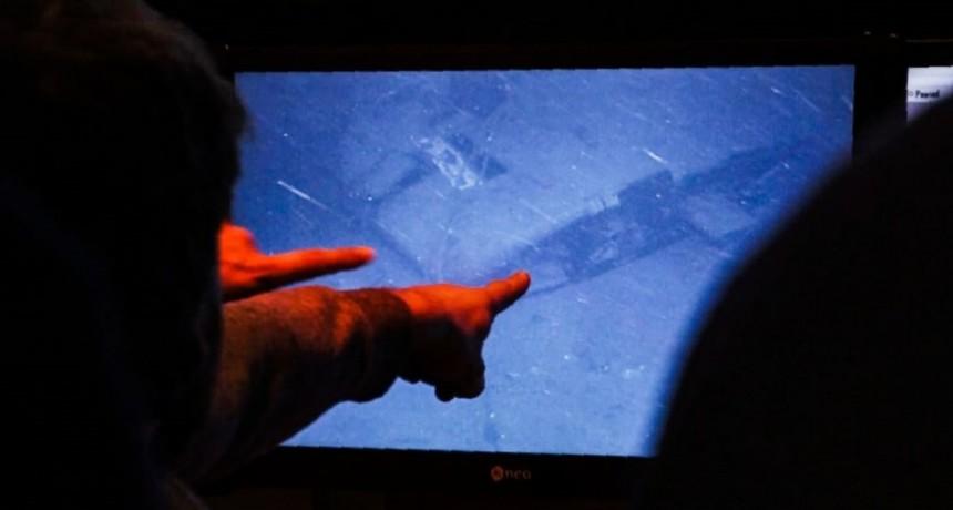 Video: el momento en que Ocean Infinity encuentra al submarino ARA San Juan