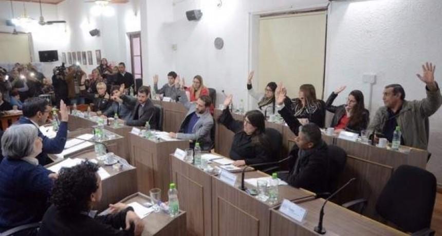 Resolución aprobada por los concejales