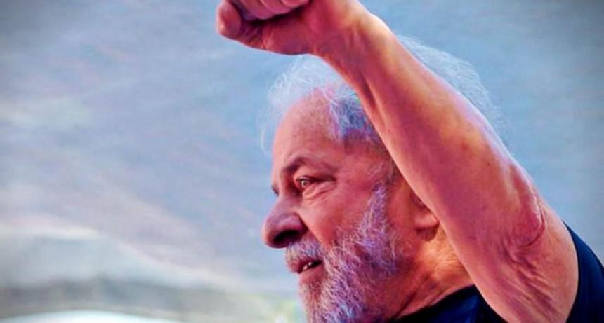 Lula realizará este domingo su primer gran acto público desde su liberación