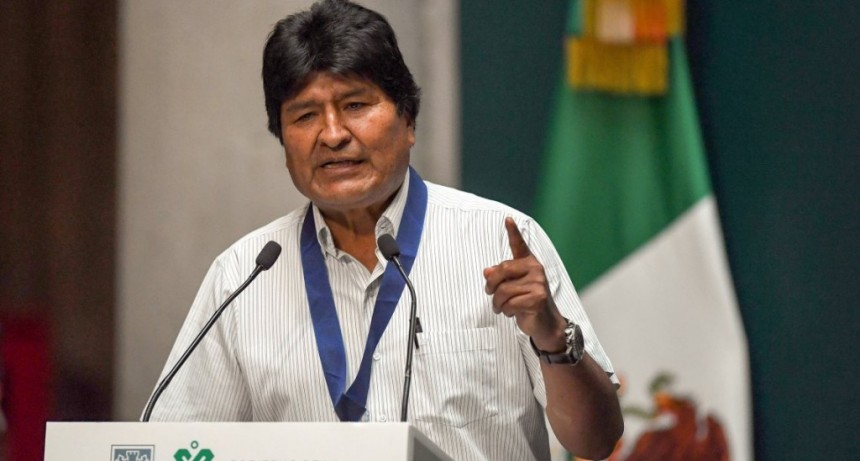 Evo Morales denunció 24 muertes en 5 días por la represión en Bolivia