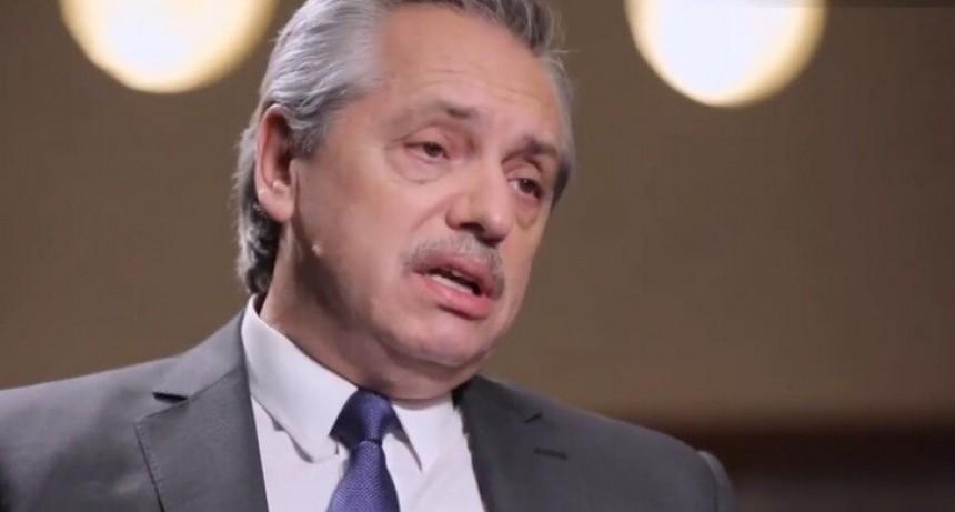 """Alberto Fernández, sobre la renegociación de la deuda: """"Estamos avanzando mucho más rápido de lo que piensan"""