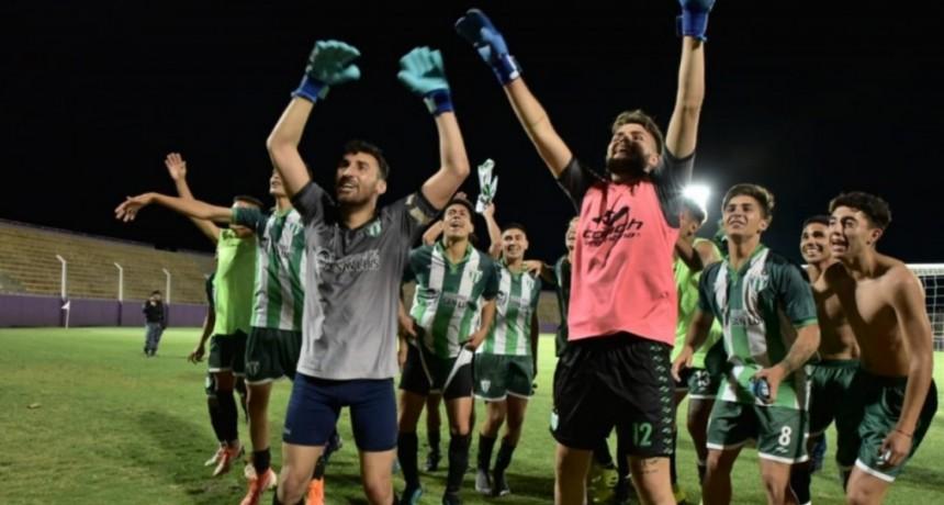 Estudiantes campeón de la Copa Centenario